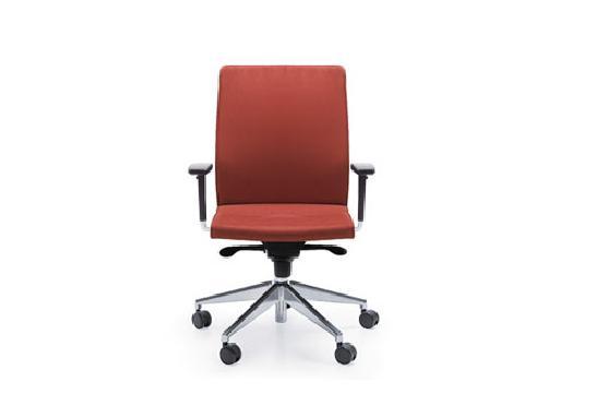 Fotele gabinetowe Active21S chrom P48PU