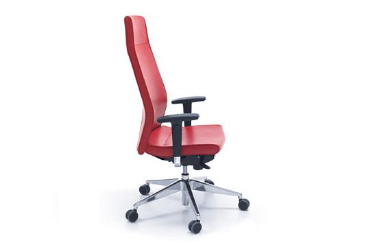 Fotele gabinetowe Active 11S chrom P48 PU