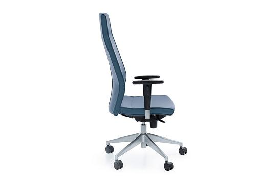 Fotele gabinetowe Active 11S metalik P48 PU