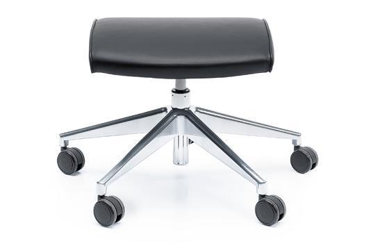 Fotele gabinetowe Active P chrom