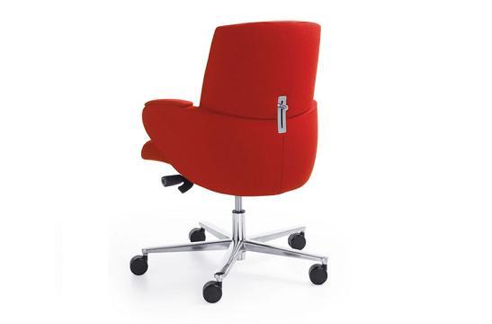 Fotele gabinetowe Format 20SL chrom O