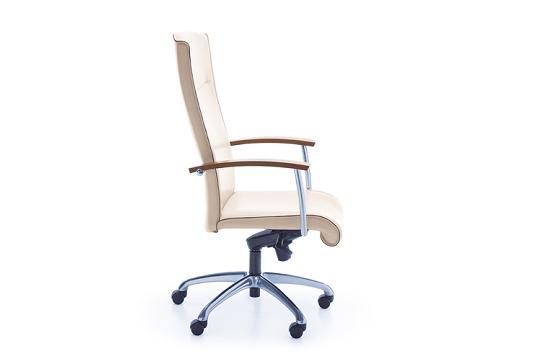 Fotele gabinetowe Niko 11Z chrom H