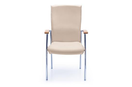 Fotele gabinetowe Niko 71H chrom H