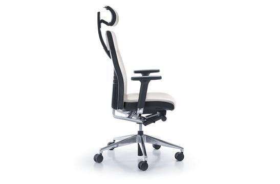 Fotele gabinetowe One 12SL chrom P44PU