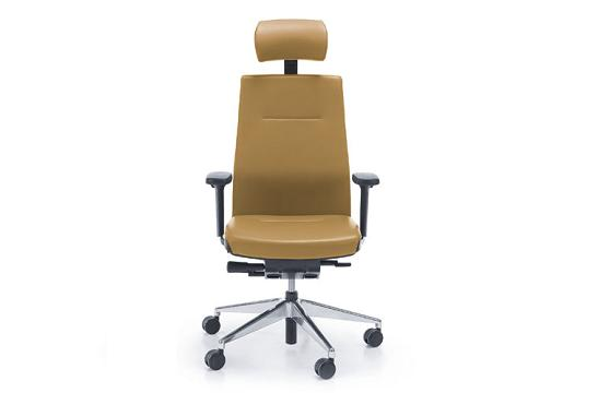 Fotele gabinetowe One 12SL chrom P43PU