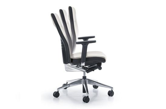 Fotele gabinetowe One 11SL chrom P44PU