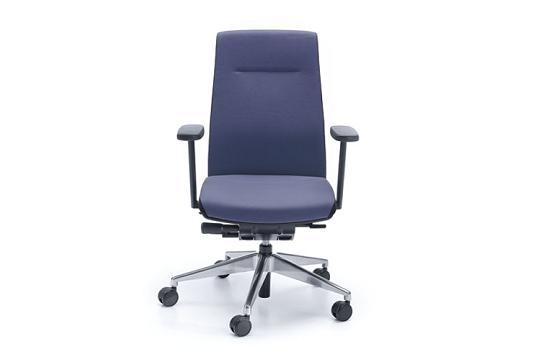 Fotele gabinetowe One 11SL chrom P44P