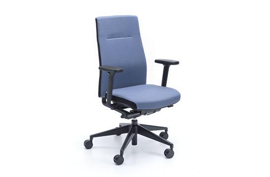 Fotele gabinetowe One 11SL czarny P44P