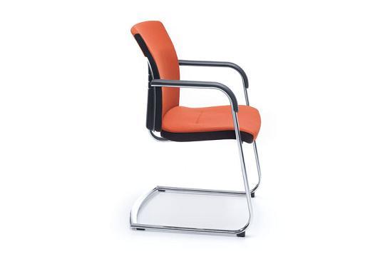 Fotele gabinetowe One 21V chrom PU