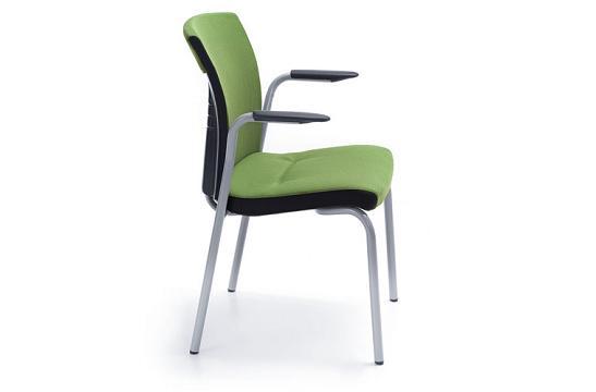 Fotele gabinetowe One 21H metalik PU
