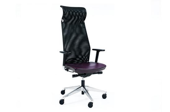Fotele gabinetowe Perfo III 11S chrom P54PU