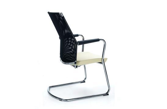 Fotele gabinetowe Perfo III 213VN chrom