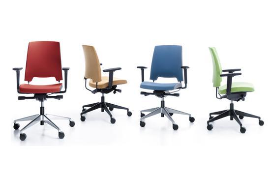 Fotele pracownicze Arca 21