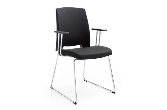 Fotele pracownicze Arca 21V chrom PP