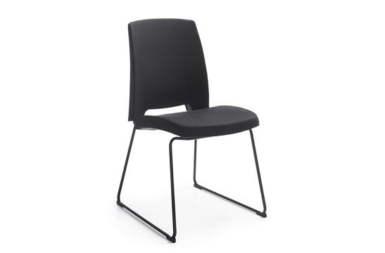 Fotele pracownicze Arca 21V czarny