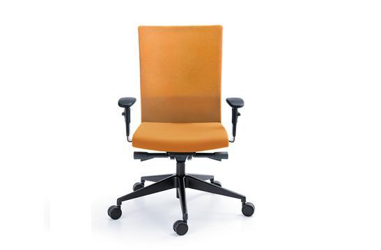Fotele pracownicze Playa 11SL czarny P45PU