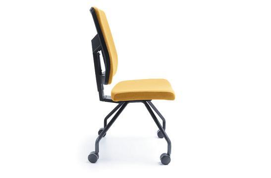 Fotele pracownicze Raya 21H czarny