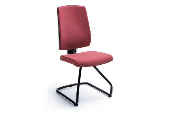 Fotele pracownicze Raya 21V czarny