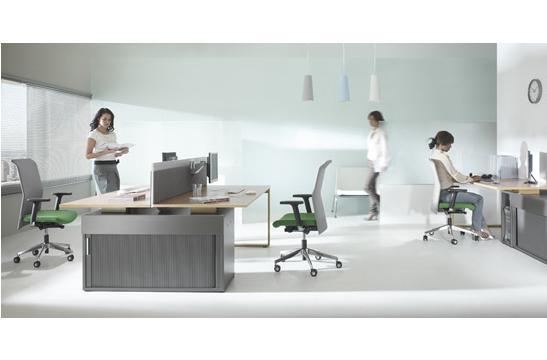 Fotele pracownicze String SR 102