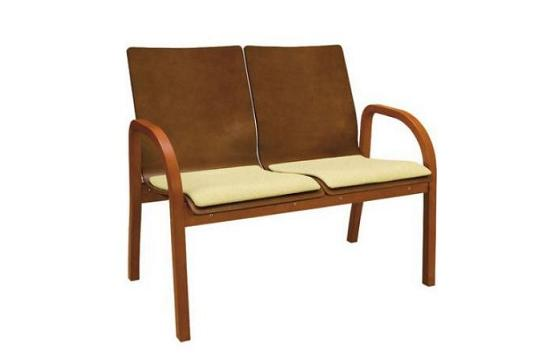 Krzesła biurowe Hubert duo wood NS