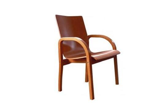 Krzesła biurowe Hubert wood