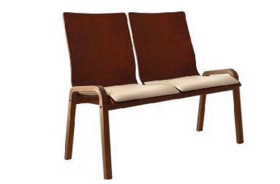 Krzesła biurowe Vega duo wood NS