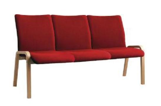 Krzesła biurowe Vega trio