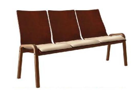 Krzesła biurowe Vega trio wood NS
