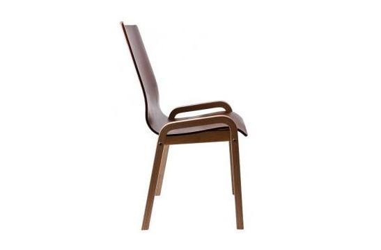 Krzesła biurowe Vega wood
