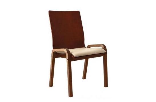 Krzesła biurowe Vega wood NS