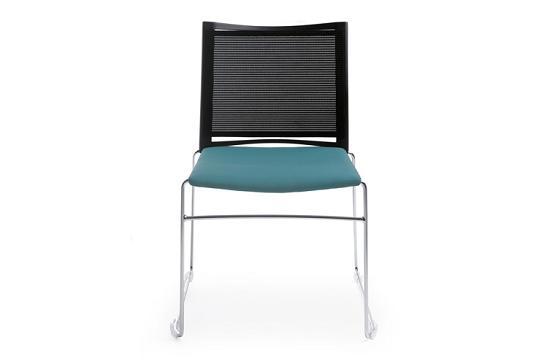 Krzesło konferencyjne Ariz 575 V metalik