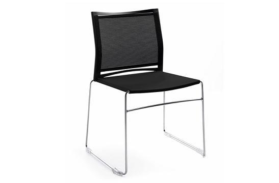 Krzesło konferencyjne Ariz 555 V chrom