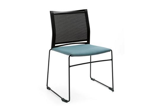 Krzesło konferencyjne Ariz 575 V czarny
