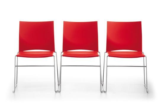 Krzesło konferencyjne Ariz 550 V metalik