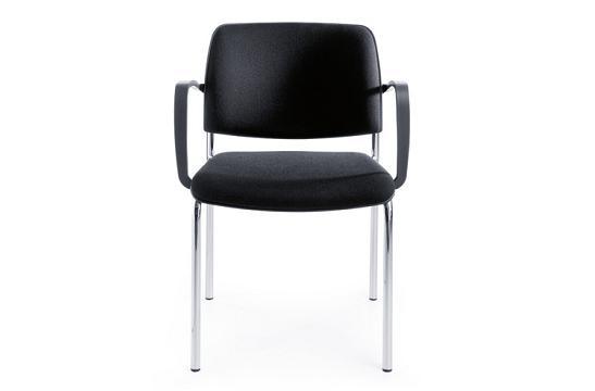 Krzesło konferencyjne Bit 570H chrom 2P