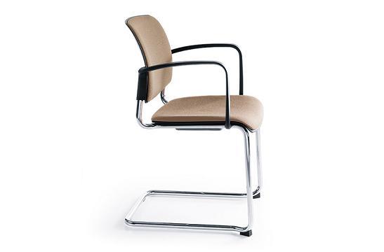 Krzesło konferencyjne 570V chrom 2P