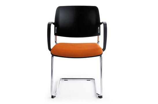 Krzesło konferencyjne 560V chrom 2P