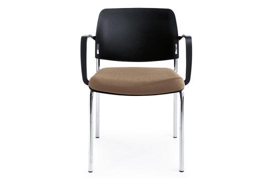 Krzesło konferencyjne 560H chrom 2P