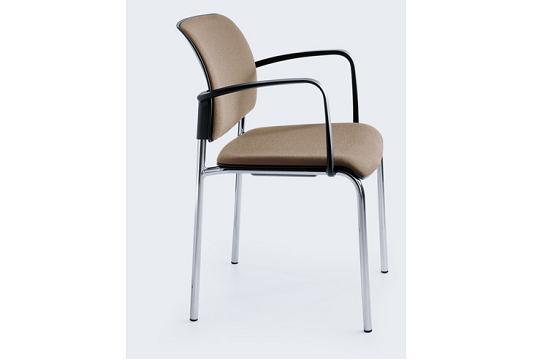 Krzesło konferencyjne 570H chrom 2P