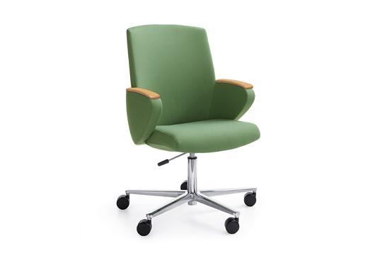 Krzesło konferencyjne Format 20E chrom