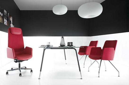Krzesło konferencyjne In Access
