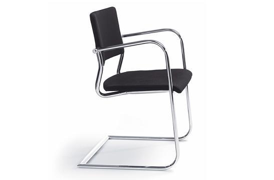 Krzesło konferencyjne Kala 570 V chrom