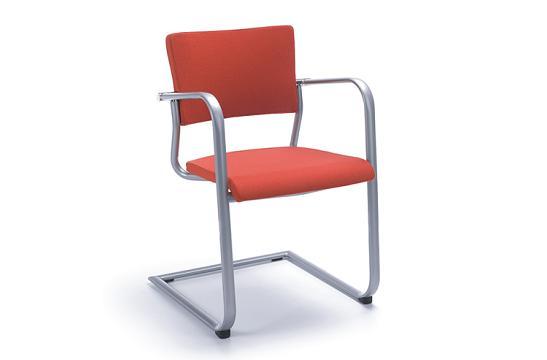 Krzesło konferencyjne Kala 570 V metalik