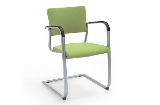 Krzesło konferencyjne Kala 570 V metalik PP