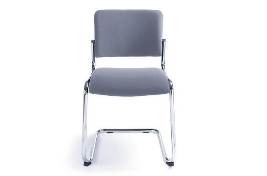Krzesła konferencyjne Komo V chrom