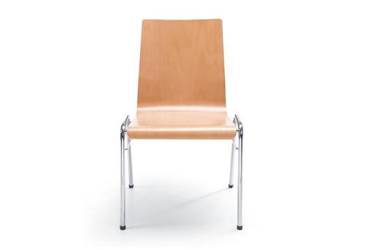 Krzesło konferencyjne Ligo K13H chrom