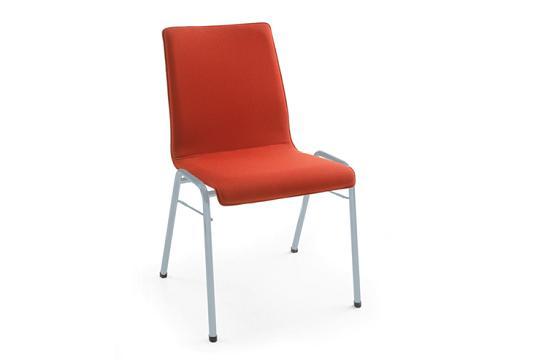Krzesło konferencyjne Ligo K43H metalik