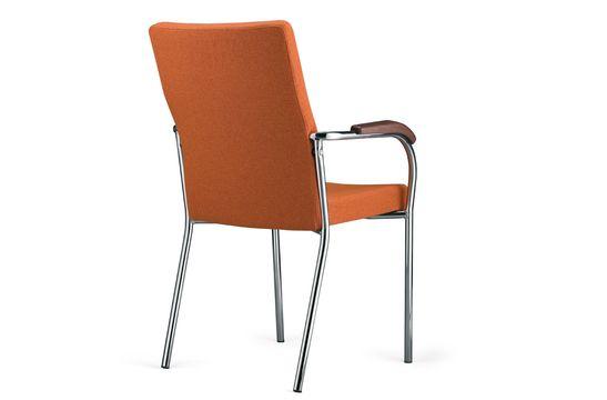 Krzesła konferencyjne Loco 05