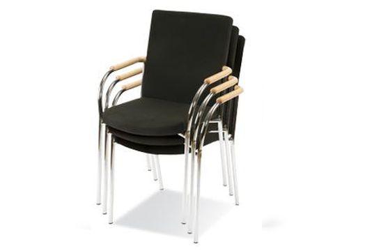Krzesła konferencyjne Loco 06