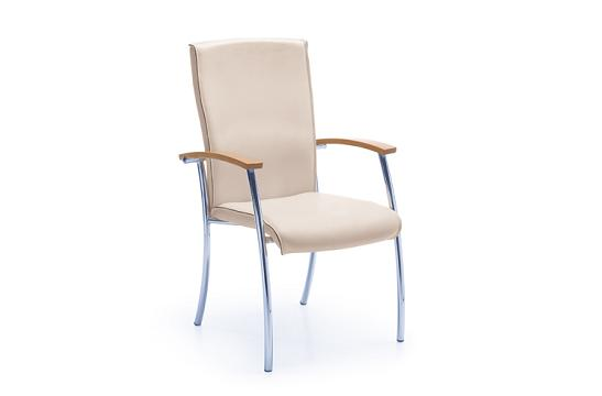 Krzesło konferencyjne Niko 71H chrom H